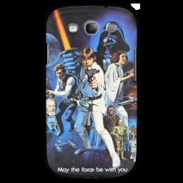 """Чехол для Samsung Galaxy S3 """"Star wars"""" - космос, кино, в подарок, день рождения, star wars, фильмы, звездные воины, джедай"""