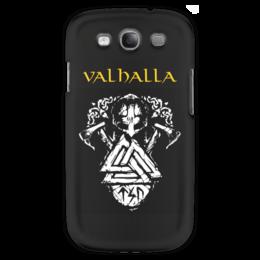 """Чехол для Samsung Galaxy S3 """"Вальхалла. Путь воина"""" - свобода, предки, история, викинги, путь воина"""