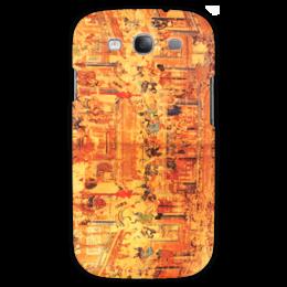 """Чехол для Samsung Galaxy S3 """"Шаолинь"""" - единоборства, кунг фу, ушу, китайские, восточные"""