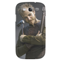 """Чехол для Samsung Galaxy S3 """"Флоки Кораблестроитель"""" - история, викинг, викинги, путь воина, флоки"""