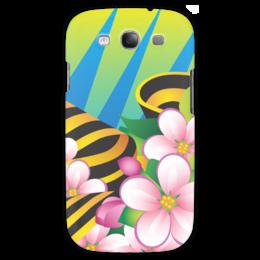 "Чехол для Samsung Galaxy S3 ""Победа"" - 9 мая, праздник, цветы"