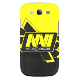 "Чехол для Samsung Galaxy S3 ""NAVI CS GO"" - cs, counter strike, navi, go, cs go"