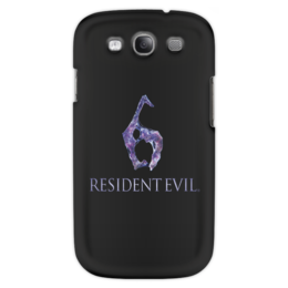 "Чехол для Samsung Galaxy S3 ""Resident Evil 6"" - resident evil, re, umbrella, игра, обитель зла"