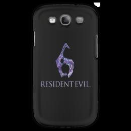 """Чехол для Samsung Galaxy S3 """"Resident Evil 6"""" - игра, обитель зла, resident evil, umbrella, re"""