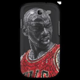 "Чехол для Samsung Galaxy S3 ""Jordan23"" - арт, jordan"