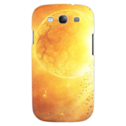 "Чехол для Samsung Galaxy S3 ""The Sun"" - space, космос, sun, вселенная, thespaceway"