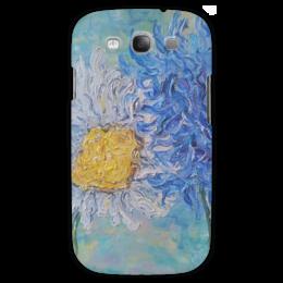 """Чехол для Samsung Galaxy S3 """"Василек и ромашка"""" - любовь, лето, цветы, ромашка, василек"""