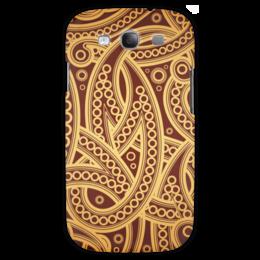 """Чехол для Samsung Galaxy S3 """"Абстрактный"""" - узор, стиль, орнамент, абстракция, рсиунок"""