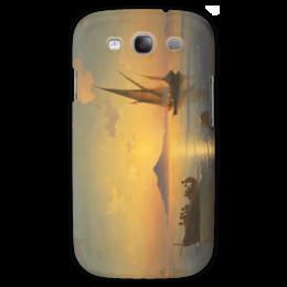 "Чехол для Samsung Galaxy S3 ""Неаполитанский залив"" - картина, айвазовский"