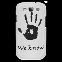 """Чехол для Samsung Galaxy S3 """"Темное братство"""" - игра, skyrim, tes, скайрим, братство"""