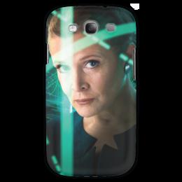 "Чехол для Samsung Galaxy S3 ""Звездные войны - Лея"" - звездные войны, фантастика, кино, дарт вейдер, star wars"