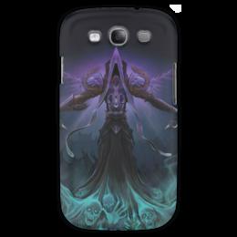 "Чехол для Samsung Galaxy S3 ""WarCraft Collection"" - wow, warcraft, world of warcraft, варкрафт, нежить"