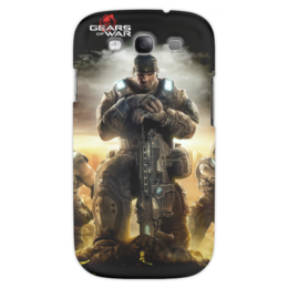 "Чехол для Samsung Galaxy S3 ""Gears of war"" - gears of war, маркус феникс"