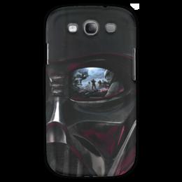 "Чехол для Samsung Galaxy S3 ""Звездные войны"" - звездные войны, кино, дарт вейдер, фантастика, star wars"