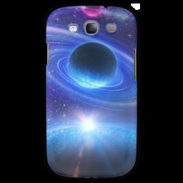 """Чехол для Samsung Galaxy S3 """"Космос"""" - космос, наука, прогресс, денис гесс, the spaceway"""