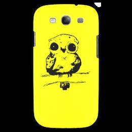 """Чехол для Samsung Galaxy S3 """"Лесной житель"""" - дети, детское, ручная работа, детский рисунок, детская работа"""