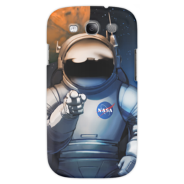 """Чехол для Samsung Galaxy S3 """"We need you!"""" - космос, космический, nasa, вселенная, thespaceway"""