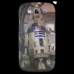 "Чехол для Samsung Galaxy S3 ""Звездные войны - R2-D2"" - звездные войны, фантастика, кино, дарт вейдер, star wars"
