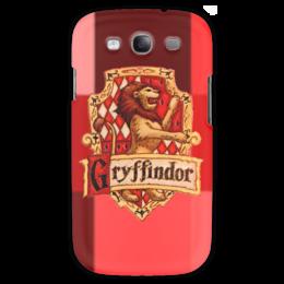 "Чехол для Samsung Galaxy S3 ""Гриффиндор"" - harry potter, hogwarts school, гарри поттер"