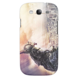 "Чехол для Samsung Galaxy S3 ""Робот по имени Чаппи"" - chappie, чаппи"