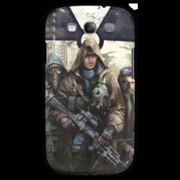 "Чехол для Samsung Galaxy S3 ""S.T.A.L.K.E.R. Чистое небо"" - игра, сталкер, stalker, чистое небо"