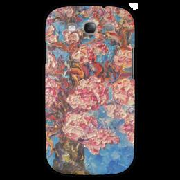 "Чехол для Samsung Galaxy S3 ""Сакура"" - красиво, весна, япония, blossom, spring, sakura"