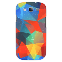 """Чехол для Samsung Galaxy S3 """"Абстракция"""" - узор, стиль, рисунок, абстракция, абстрактный"""