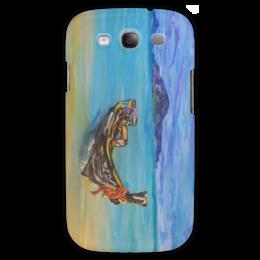 "Чехол для Samsung Galaxy S3 ""Тайланд"" - арт, красиво, стиль, популярные, море, красота, blue, океан, ocean, beautiful"