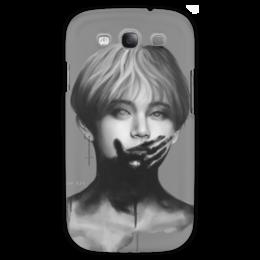 "Чехол для Samsung Galaxy S3 ""Monster?"" - korea, корея, kpop, bts"