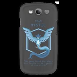 "Чехол для Samsung Galaxy S3 ""Team Mystic"" - мультфильм, pokemon, покемон, мистик, mystic"