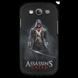 """Чехол для Samsung Galaxy S3 """"Assassins Creed (Unity Arno)"""" - игра, assassins creed, воин, unity arno, арно"""