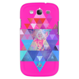 "Чехол для Samsung Galaxy S3 """"HIPSTA SWAG"" collection: Marilyn Monroe"" - swag, свэг, мэрилин монро, marilyn monroe"