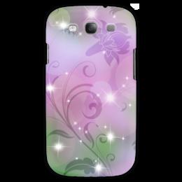 "Чехол для Samsung Galaxy S3 ""Лилия"" - цветок, лилия"