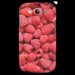 "Чехол для Samsung Galaxy S3 ""Малина"" - ягоды, малина, raspberry"