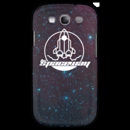 "Чехол для Samsung Galaxy S3 ""My Space"" - космос, технологии, наука, денис гесс, the spaceway"