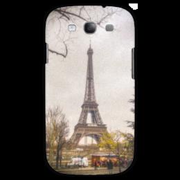 "Чехол для Samsung Galaxy S3 ""Эйфелева башня/Tour Eiffel"" - france, франция, путешествия, париж, paris, эйфелева башня, tour eiffel"