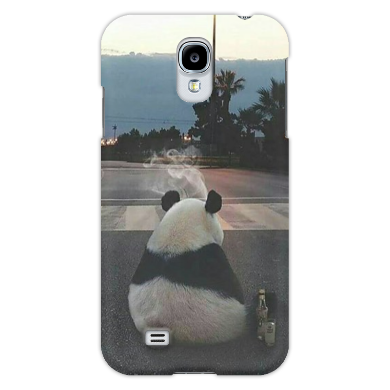 Чехол для Samsung Galaxy S4 Printio Панда