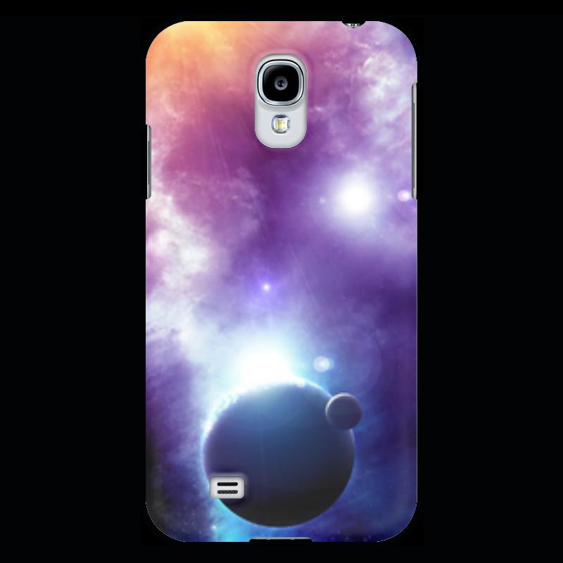 Чехол для Samsung Galaxy S4 Printio Universe прогулочные коляски gesslein s4 air
