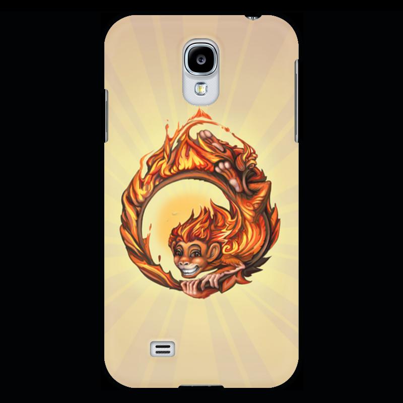 Чехол для Samsung Galaxy S4 Printio Обезьянка