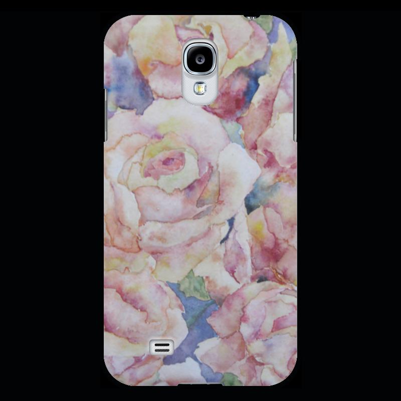 Чехол для Samsung Galaxy S4 Printio Розы. нежность прогулочные коляски gesslein s4 air