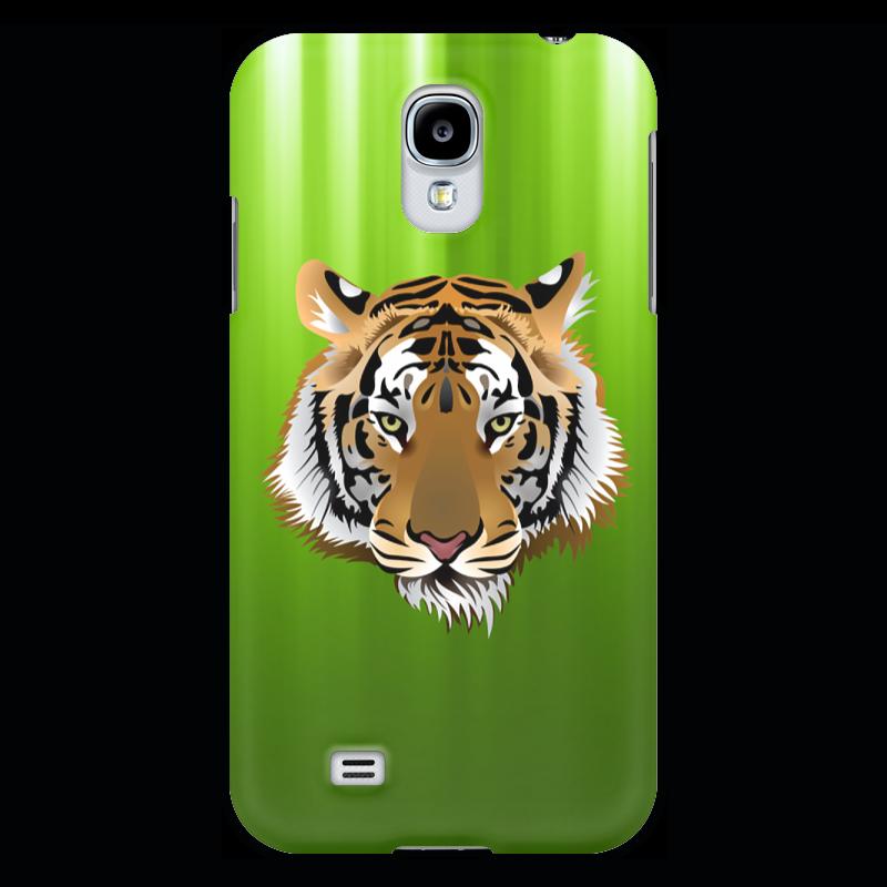 Чехол для Samsung Galaxy S4 Printio Взгляд тигра чехол для samsung galaxy s5 printio тигра