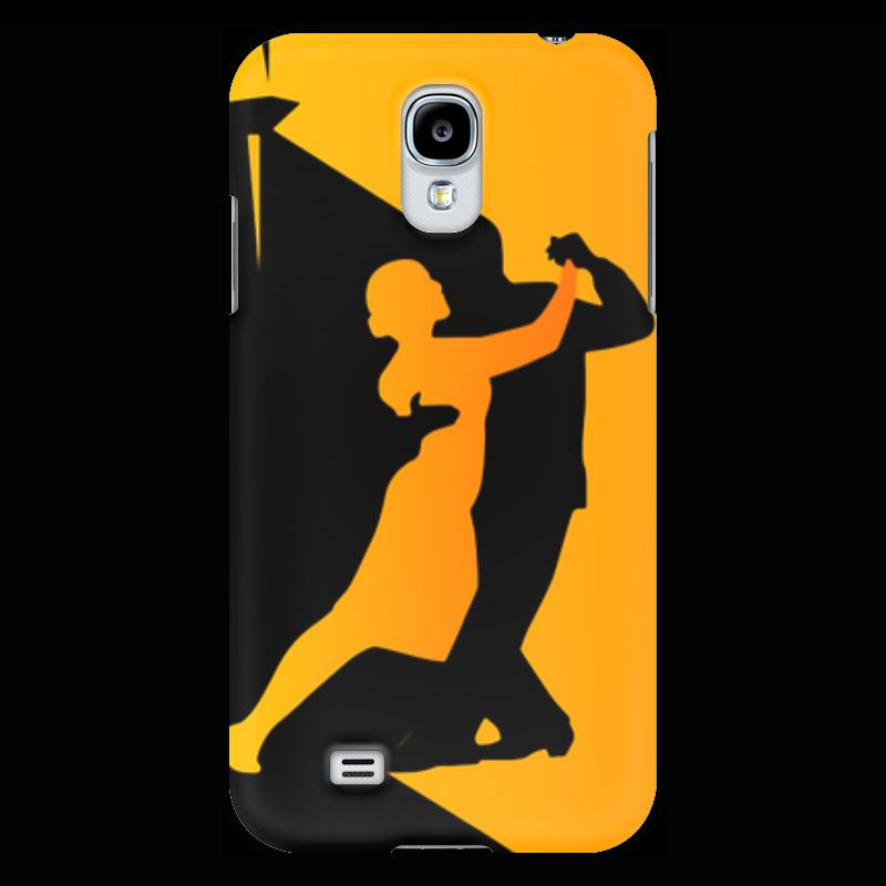 Чехол для Samsung Galaxy S4 Printio Танго в ночи мячи адидас танго в киеве
