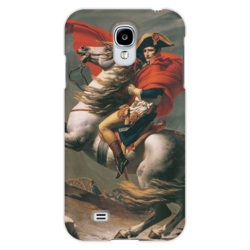Чехол для Samsung Galaxy S4 Printio Наполеон на перевале сен-бернар (жак-луи давид)
