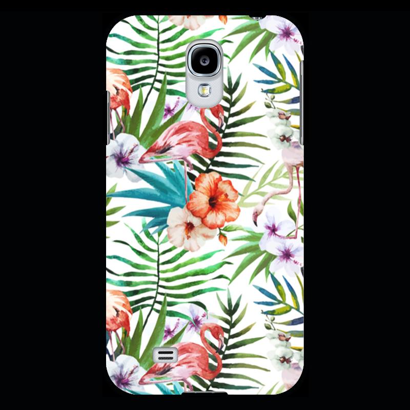 Чехол для Samsung Galaxy S4 Printio Фламинго