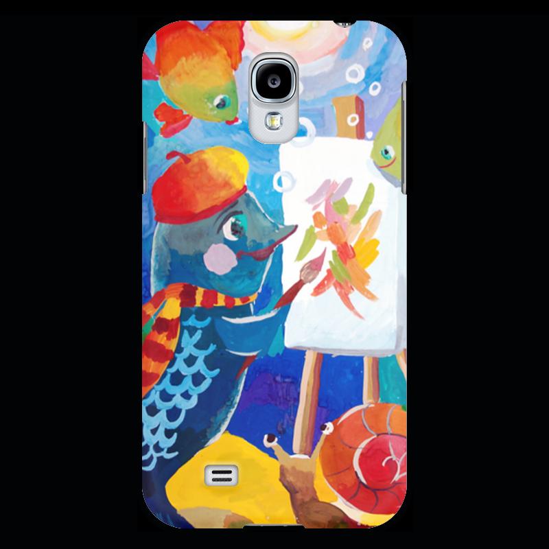 Чехол для Samsung Galaxy S4 Printio Подводный мир набор для ванны подводный мир 55390