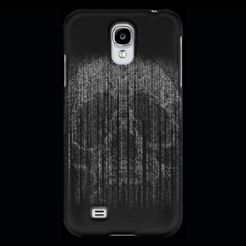 Чехол для Samsung Galaxy S4 Printio Голограмма череп чехол для samsung galaxy s4 printio череп художник