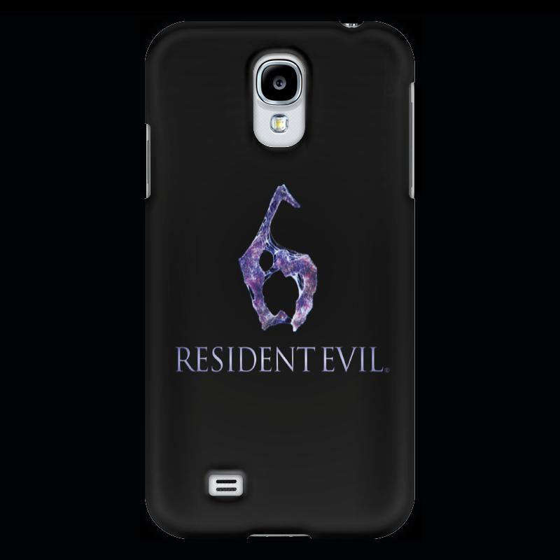Чехол для Samsung Galaxy S4 Printio Resident evil 6 прогулочные коляски gesslein s4 air