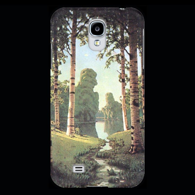 Чехол для Samsung Galaxy S4 Printio Берёзовая роща (картина архипа куинджи) чехол для blackberry z10 printio север картина архипа куинджи