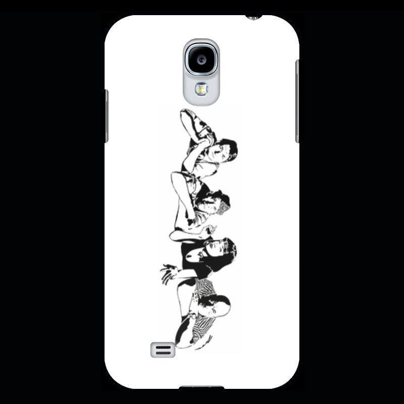 где купить Чехол для Samsung Galaxy S4 Printio Кавказская пленница дешево