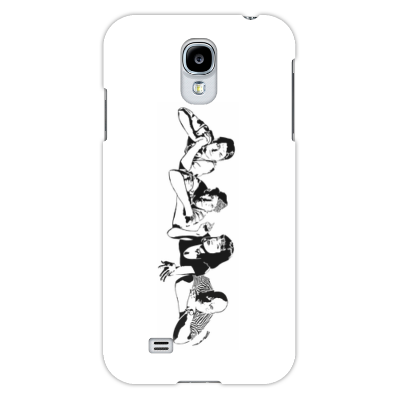 Чехол для Samsung Galaxy S4 Printio Кавказская пленница пленница